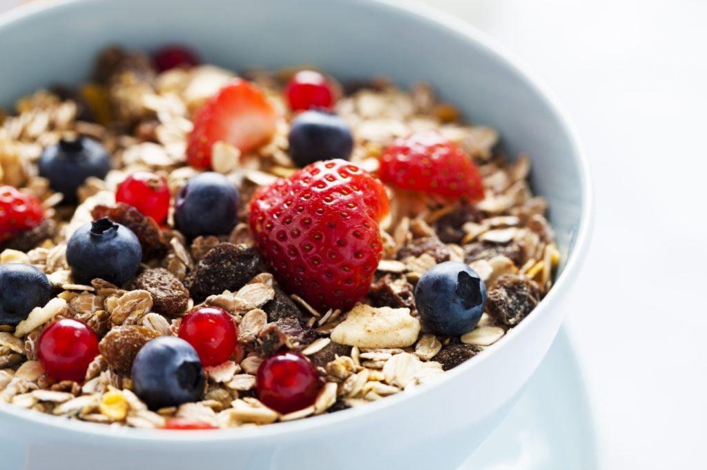 Здоровый завтрак, полезный и здоровый завтрак