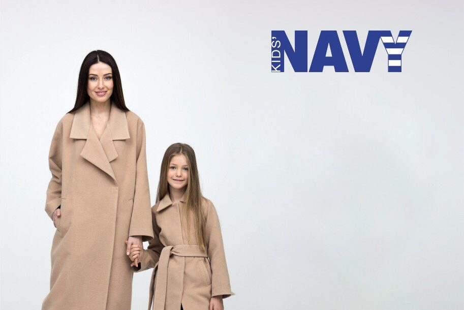 коллекция детской одежды NAVY Kids представлена в Минске