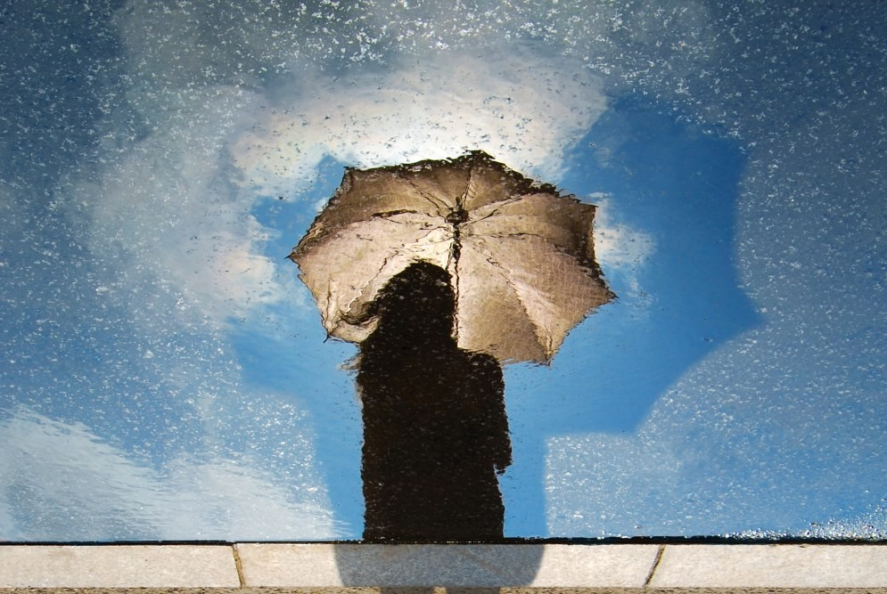Как сохранить прическу в дождь, интернет-журнал coquet