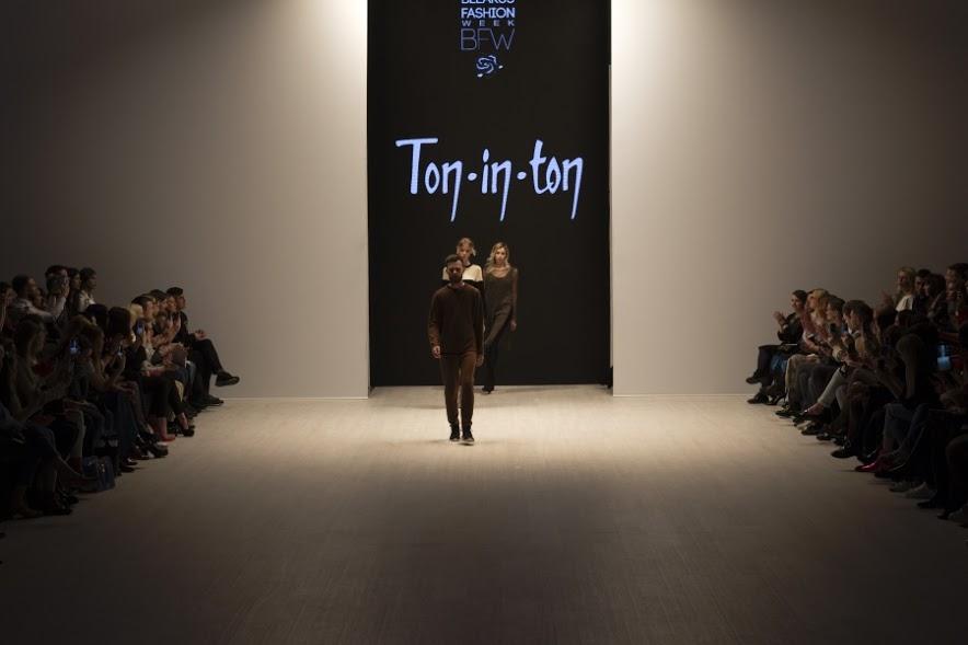 Показ бренда Ton-in-ton прошел в Минске, журнал COQUET