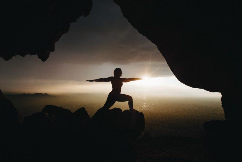 5 упражнений йоги для похудения, журнал coquet