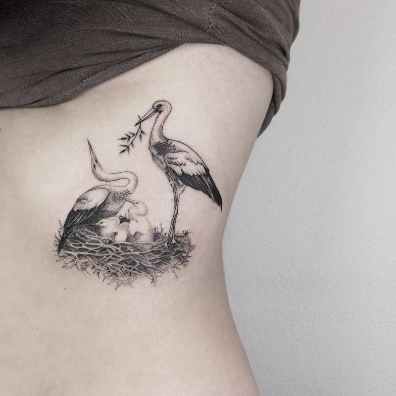 Природные татуировки Сергея Тимошина, эскизы тату, журнал COQUET