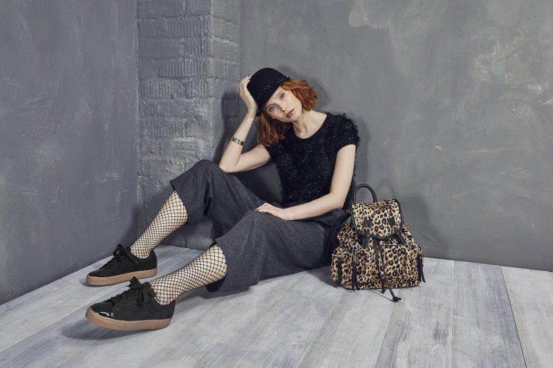 Новая коллекция мужской и женской одежды Roy Robson осень 2018, журнал COQUET