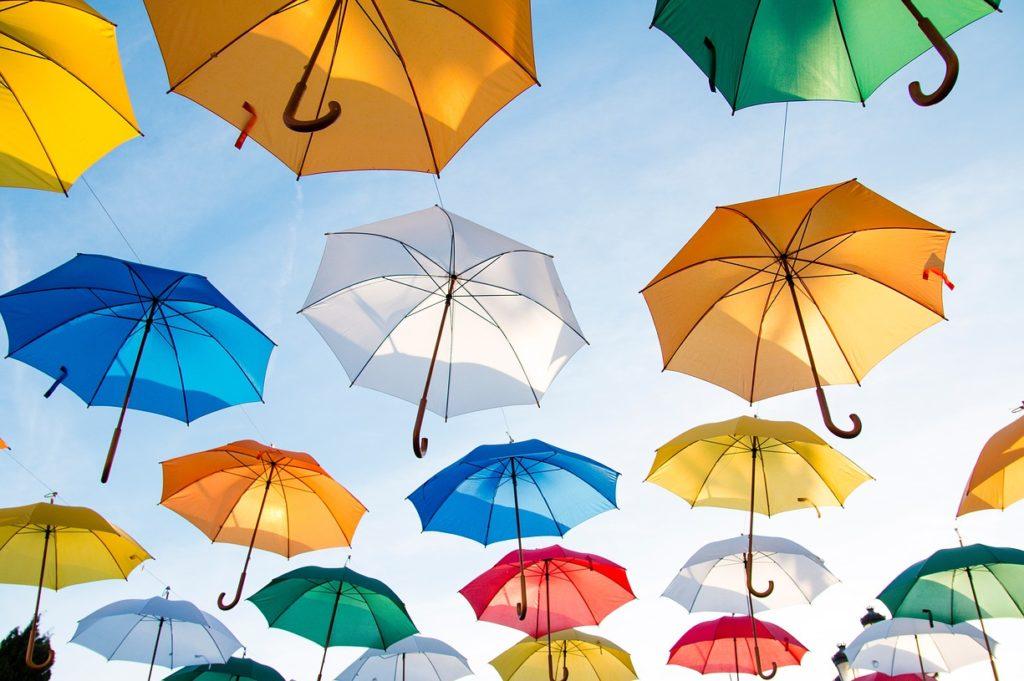 как выбрать качественный зонт, интернет-журнал coquet