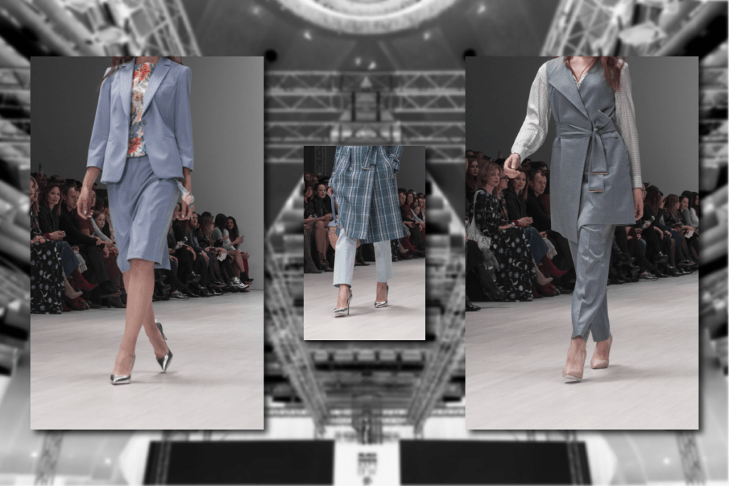 Показ белорусского бренда Nelva, Belarus Fashion Week SS 2018, COQUET