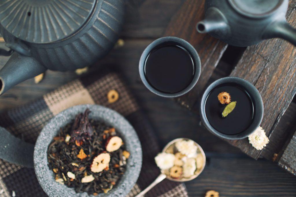 Чай для похудения, подборка чая