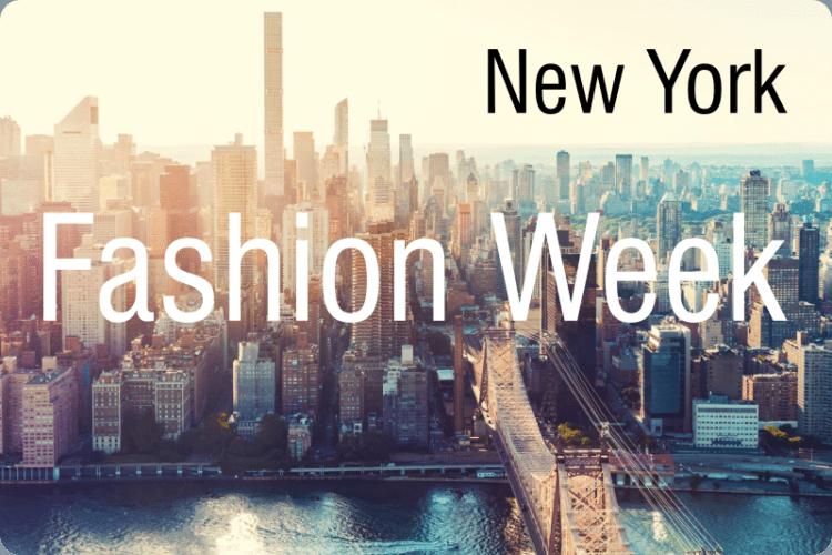 New York fashion week, неделя моды в нью йорке