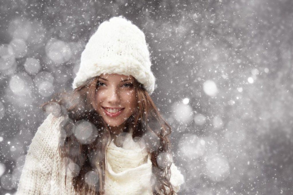 Какой нужен уход за кожей в зимнее время года, увлажнение и очищение