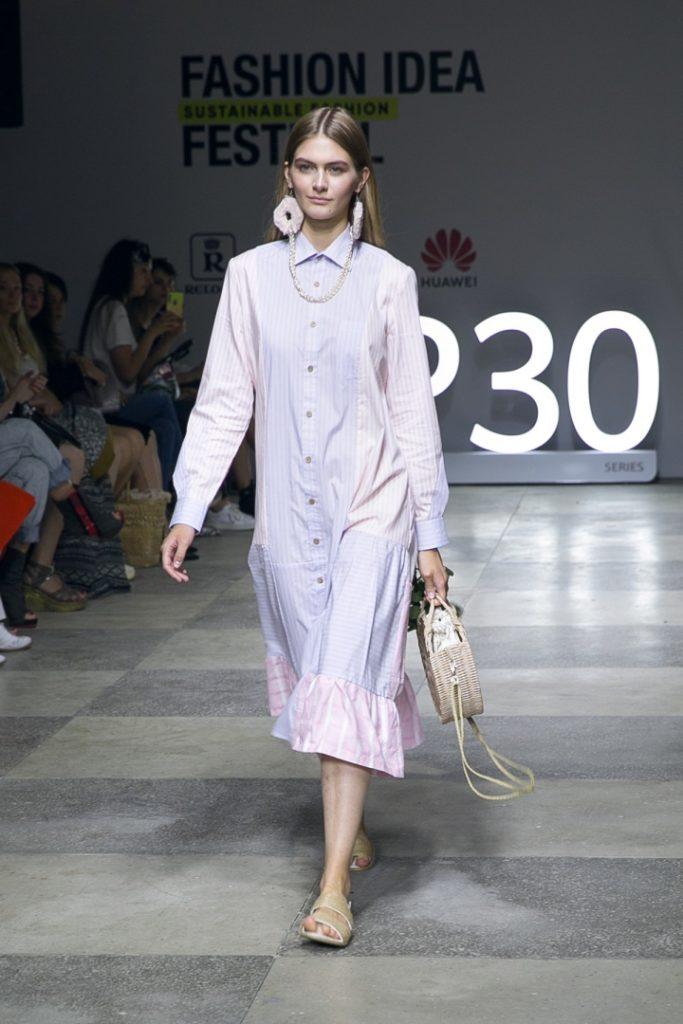 результаты конкурса New Names Belarus Fashion Week - Sustainable Edition