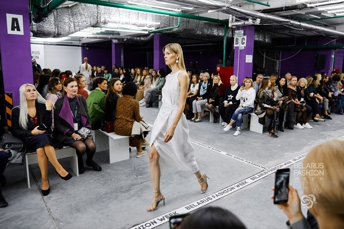 Belarus Fashion Week переносится на май
