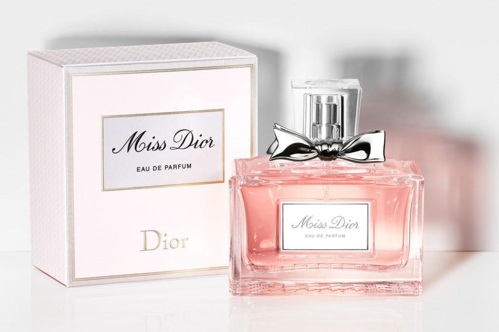 ТОП 5 женских ароматов - Мисс Диор