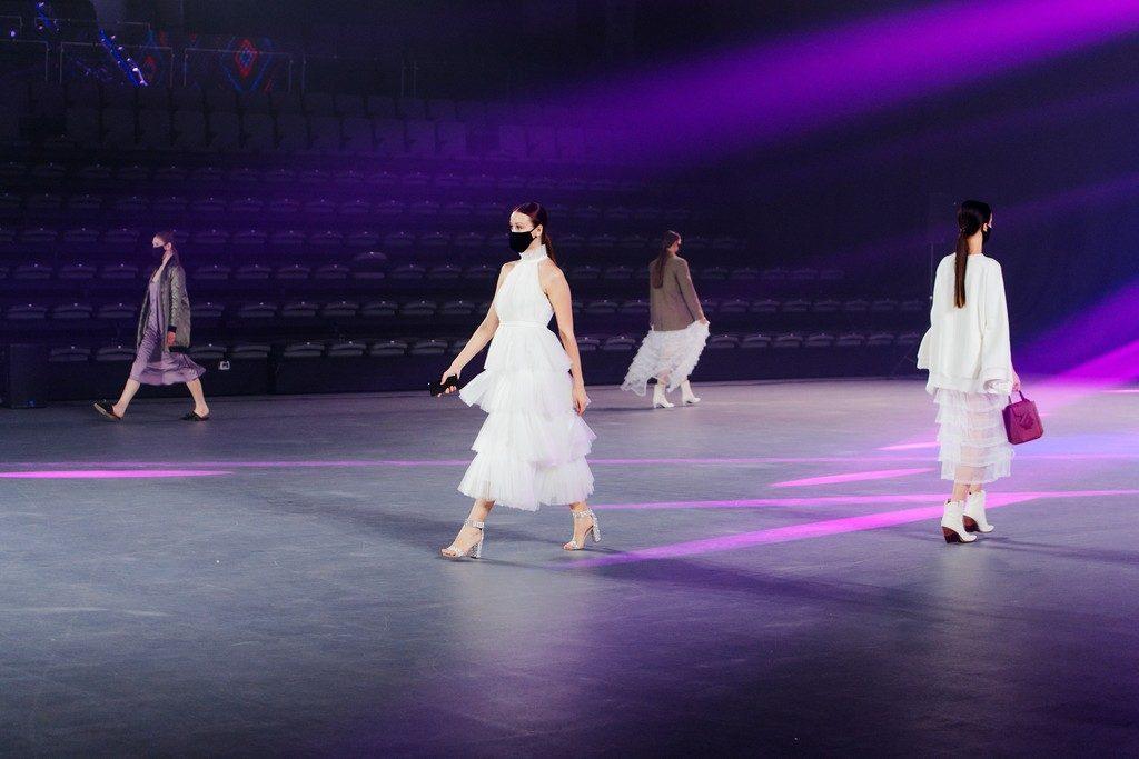 Показ Brands Fashion Show прошел в Минске 12 апреля в 2020 году